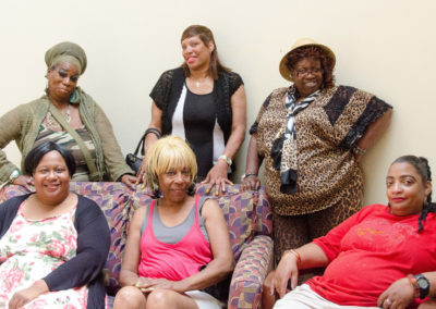 Residents of Women's Housing Coalition