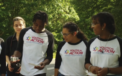 The Women's Housing Coalition Receives a $10,000 Grant from Kaiser Permanente Youth in Action Program
